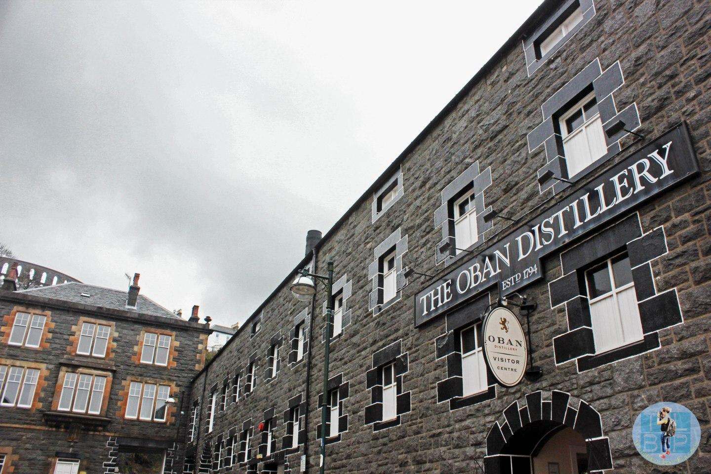 Oban Distillery Tour Review