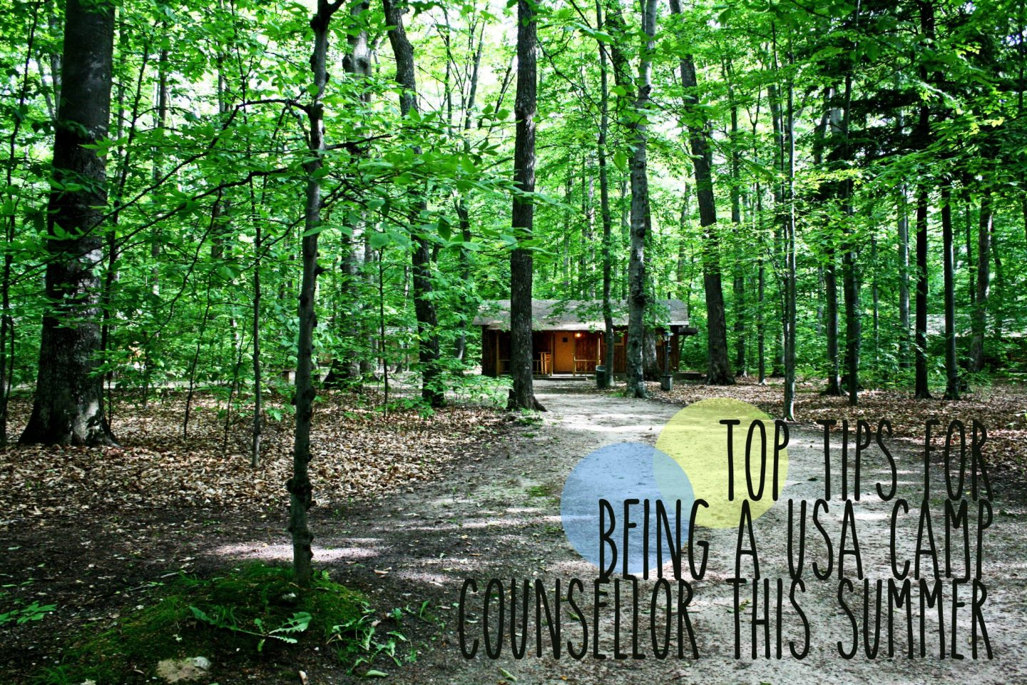 Top Tips for Working at Camp America