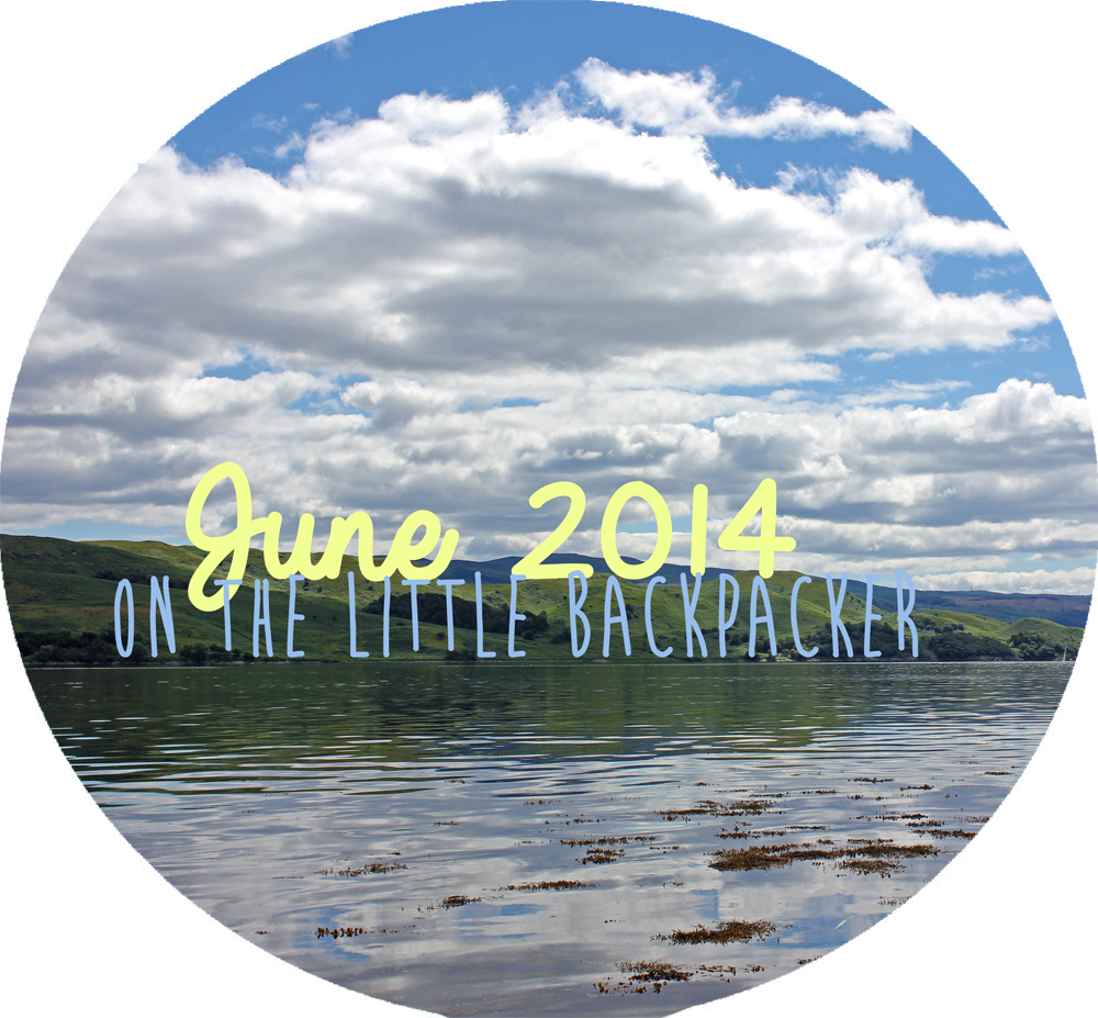 June on The Little Backpacker