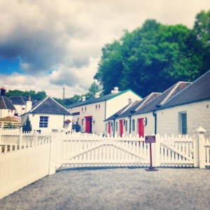 Scotland's smallest distillery, Pitlochry