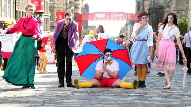 Top Picks For Edinburgh Fringe