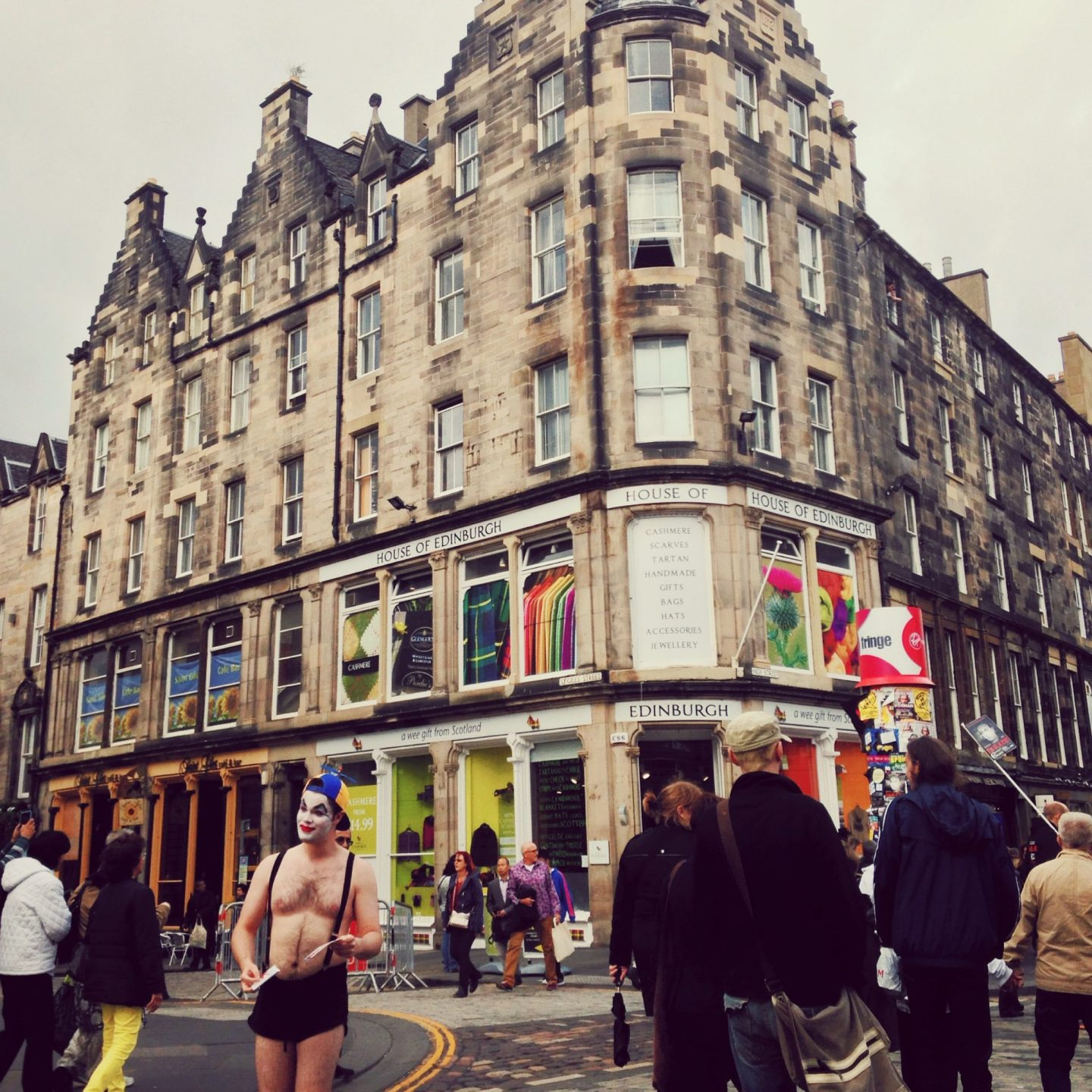 Edinburgh Fringe – What I Saw