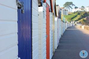 Beach Huts, Torbay, Devon