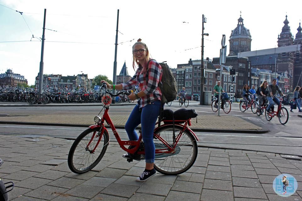 Mac Bike Amsterdam
