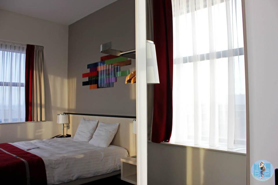 Staying at Park Inn By Radisson, Amsterdam