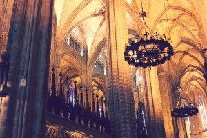 Photos of Barcelona - The Cathedral