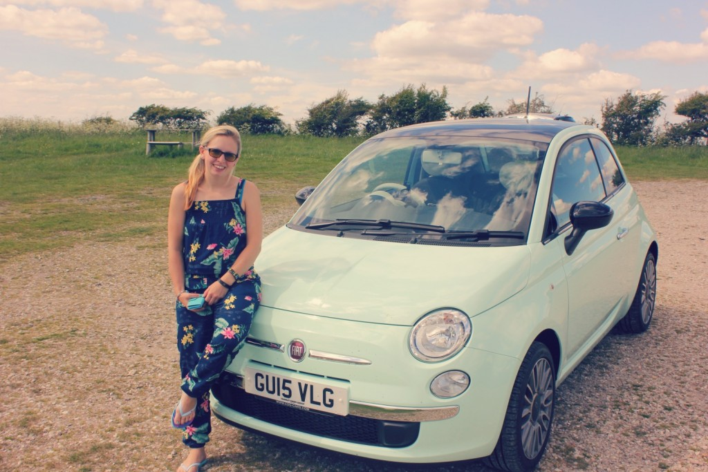 fiat 500 roadtrip