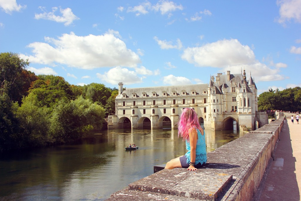 VISITING THE CHATEAU DE CHENONCEAU
