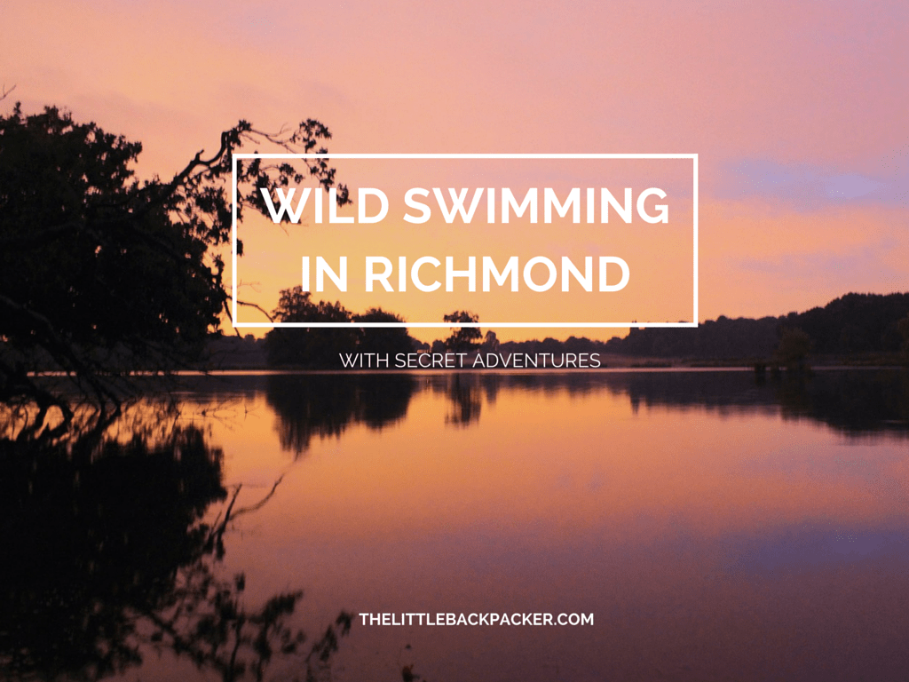 Wild Swimming In Richmond