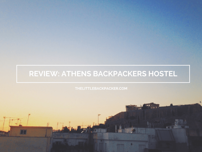 Review Athens Backpackers Hostel