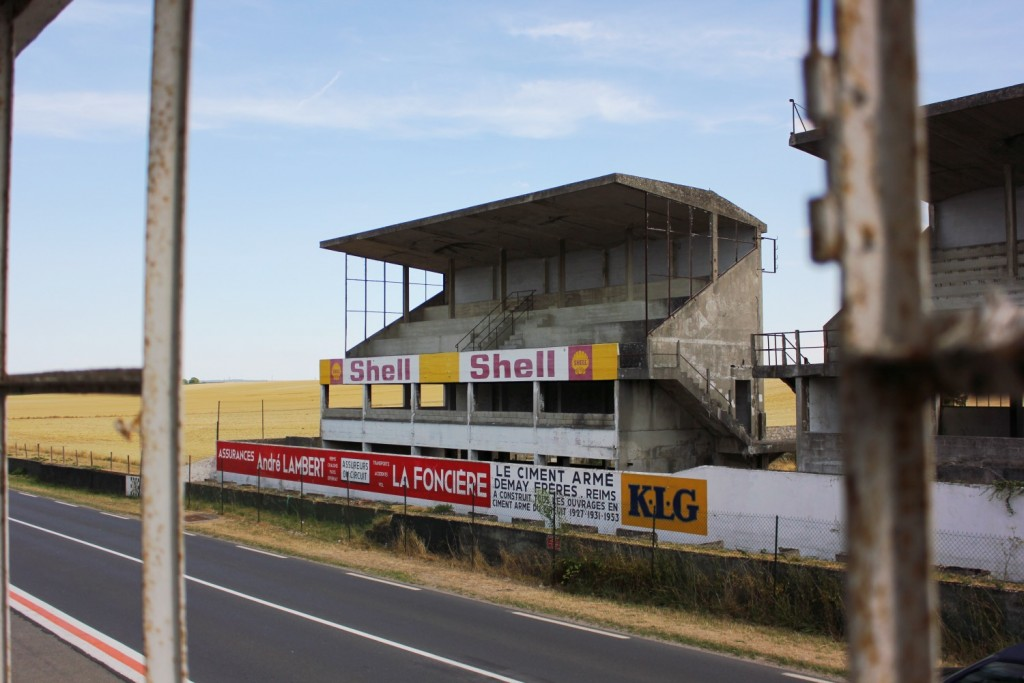reims old motor racing circuit