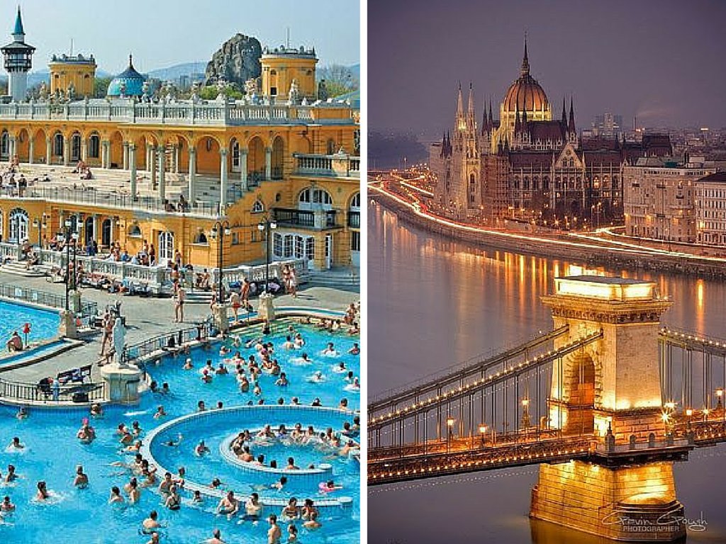 2016 Travel Wish List: 10 Cities to Visit in Europe - Budapest