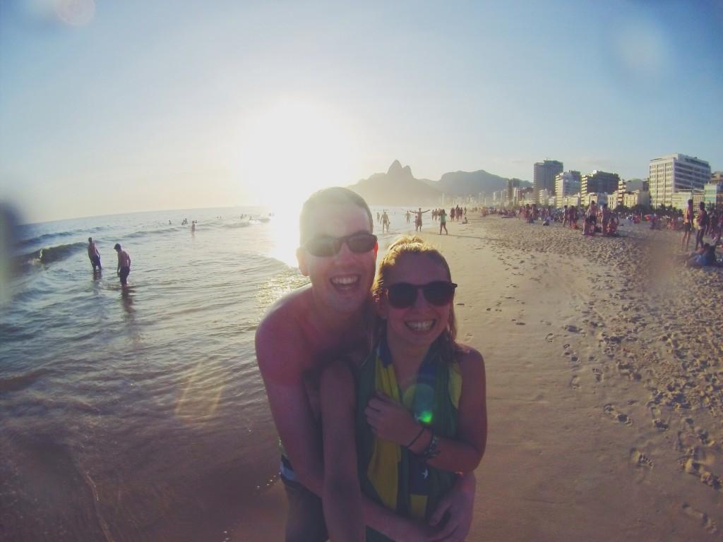 rio de janeiro - ipanema beach