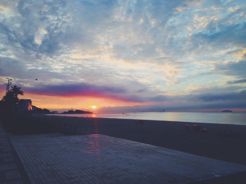 Ipanema at Sunrise