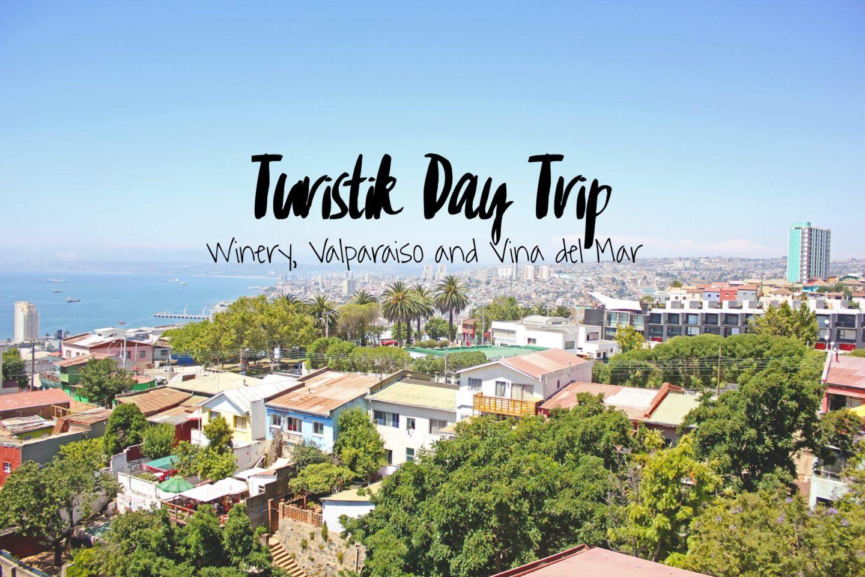 Winery, Valparaiso and Vina del Mar with Turistik