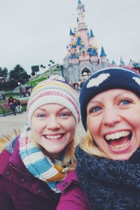disney with rosie - January highs