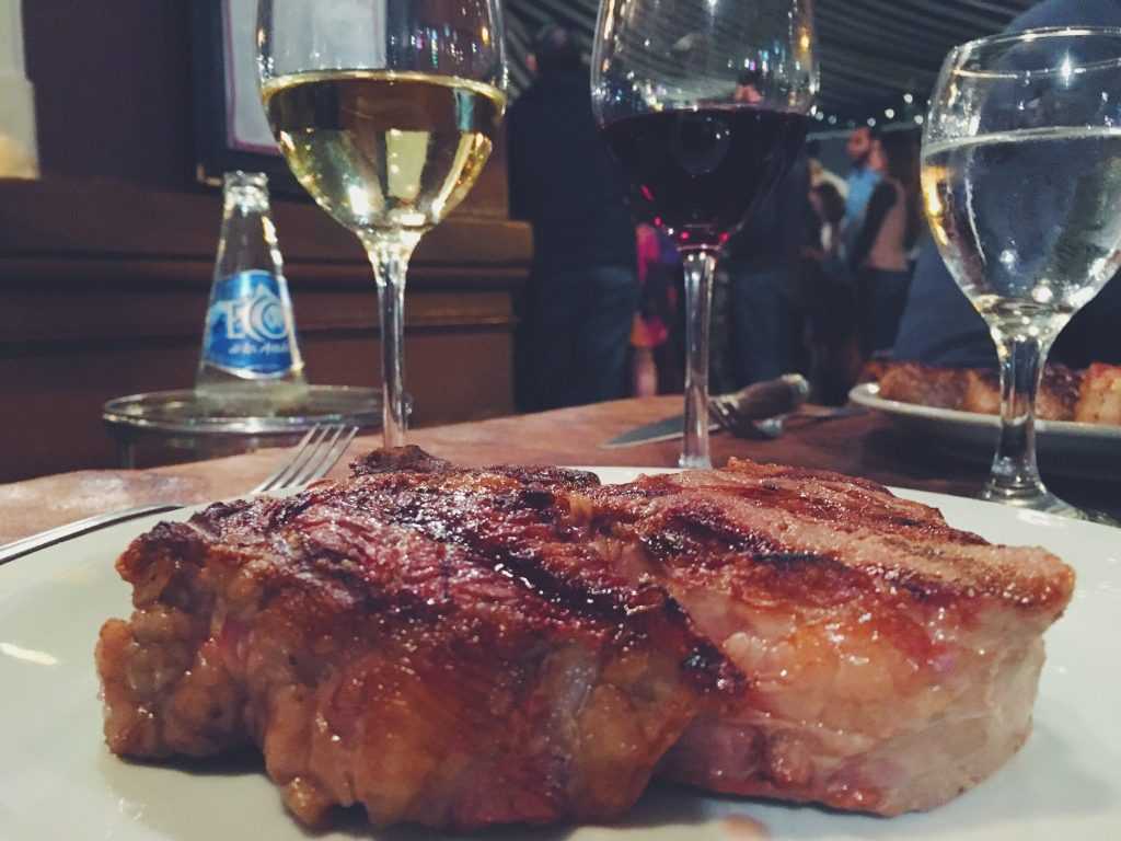 48 hours in Buenos Aires - Don Julio Steak
