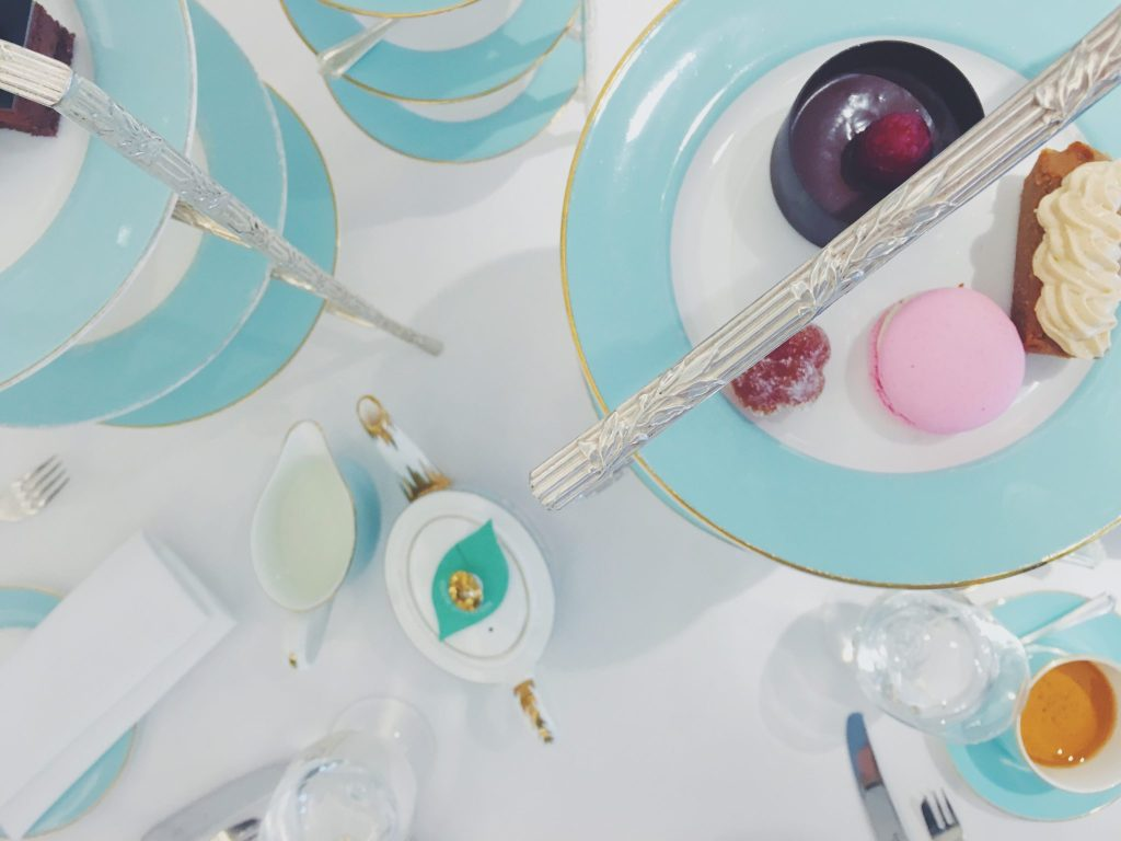 Eating in London: Fortnum and Mason Afternoon Tea