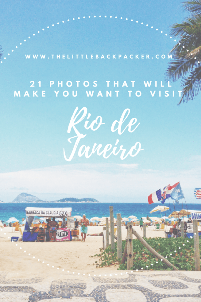 21 Photos That Will Make You Want To Visit Rio de Janeiro