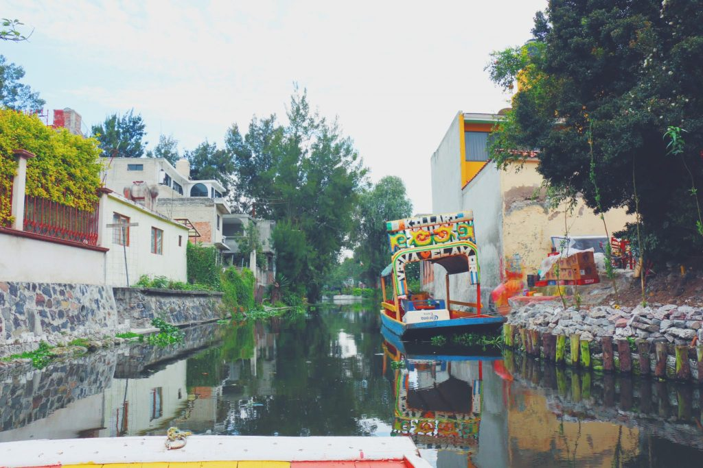 canals - Cost of a Week in Mexico City