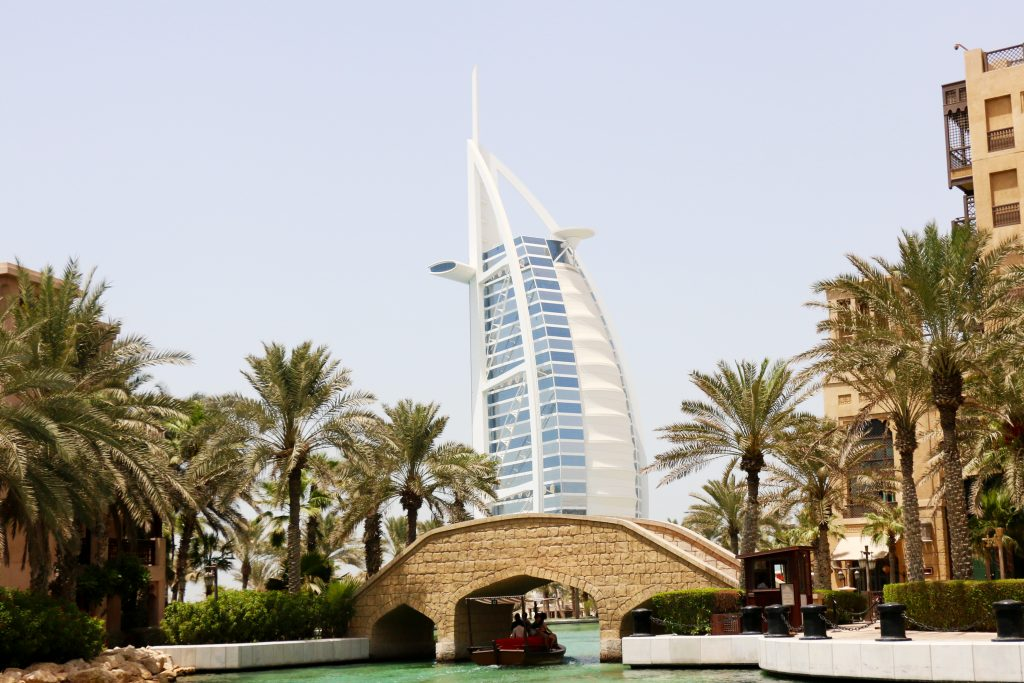 Burj al Arab - 2 day itinerary for dubai