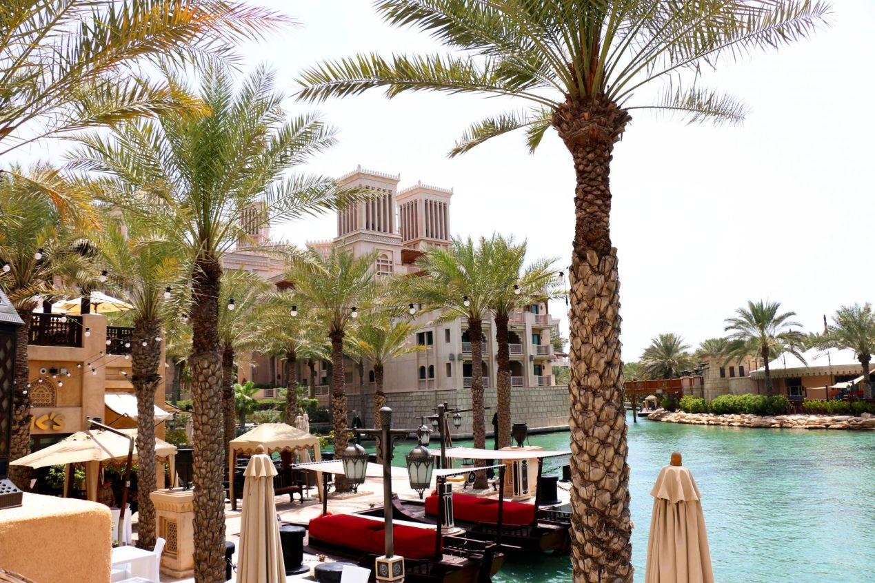 Madinat Jumeriah canal -Things to do in Dubai