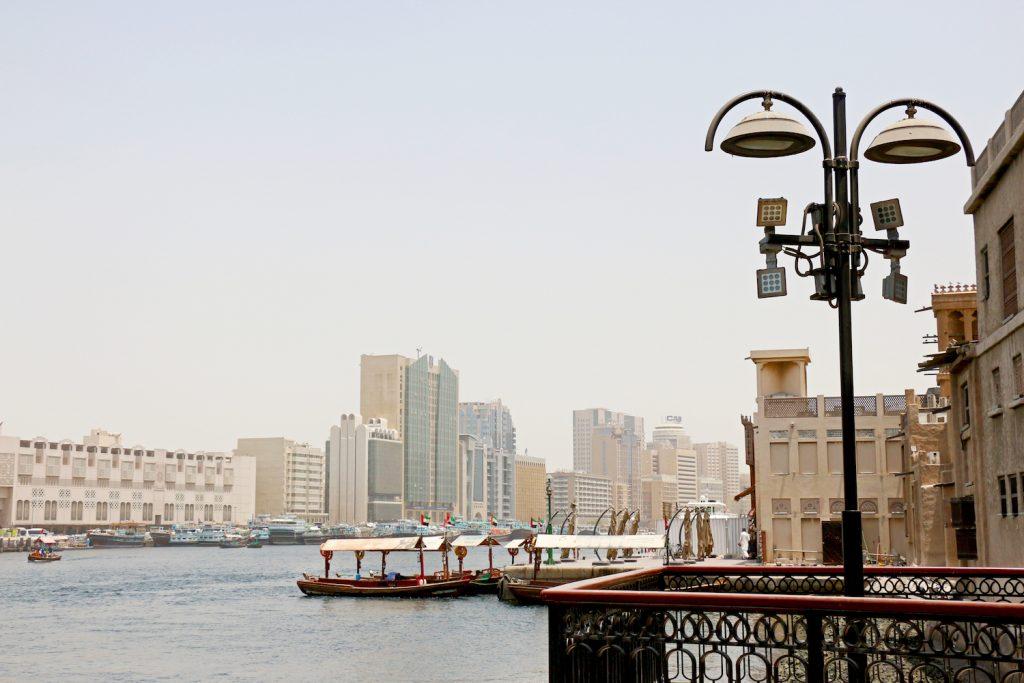 Bur Dubai creek -Things to do in Dubai