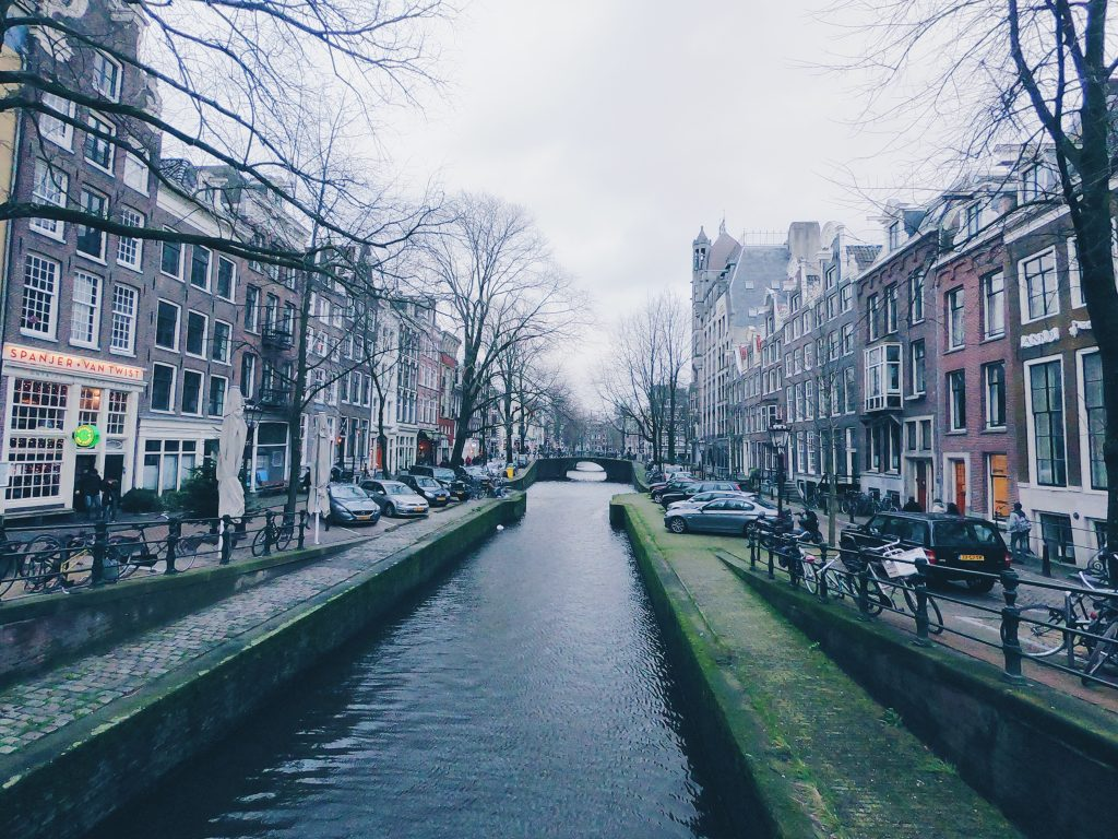 Why you should embrace a layover - Amsterdam