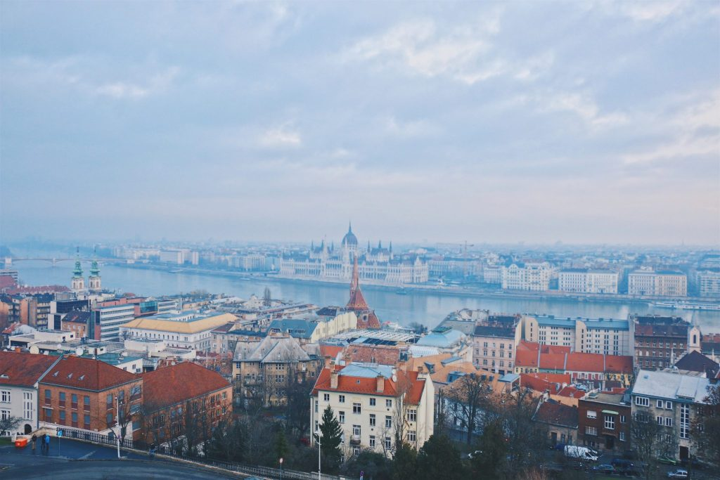 Fisherman's Bastion: The Best Views in Budapest