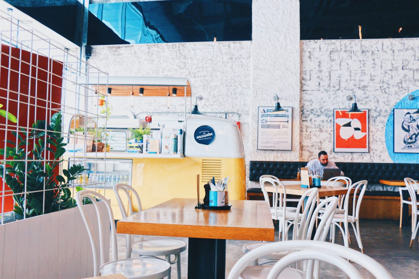 Cute Cafes to Eat at in Dubai