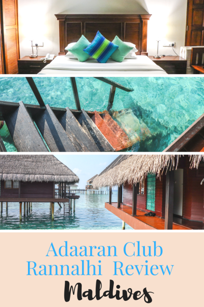 Adaaran Club Rannalhi  Review