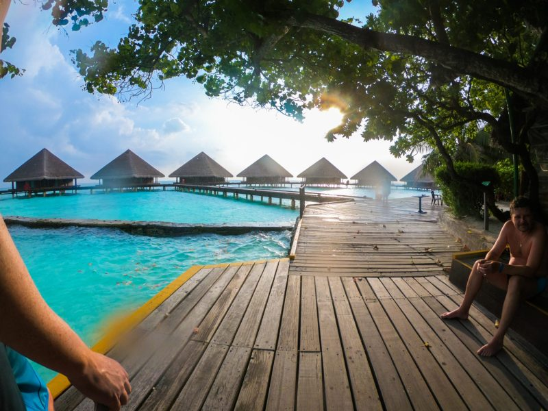 Things That Happen When you go All Inclusive to the Maldives