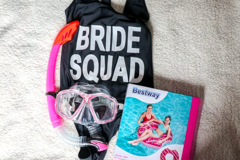 Things I'm buying for a honeymoon in the Maldives