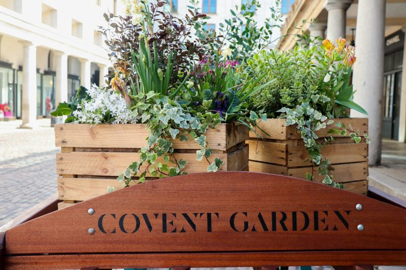 48 hours in London - covent garden