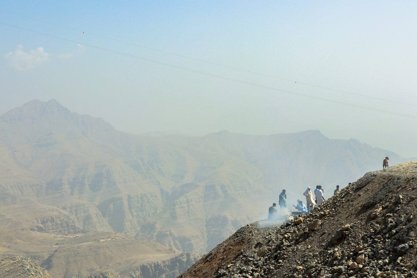 Places to Stop on a UAE Road Trip from Dubai - Jebel Jais