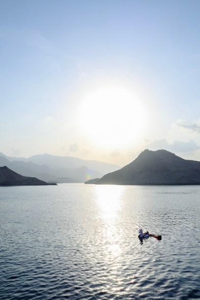 overnight boat trip Musandam Oman