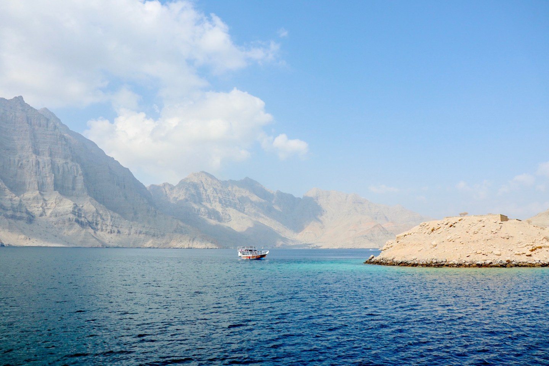 Overnight Boat Trip in Musandam, Oman