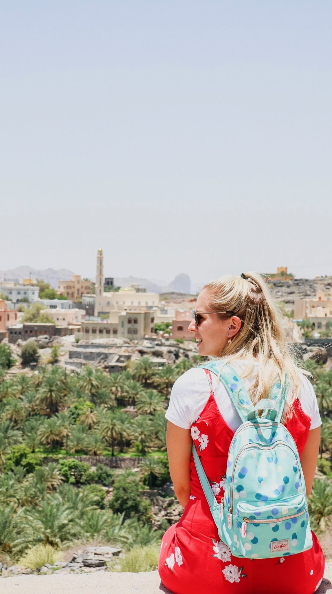 Oman Road Trip from Dubai + Places to Stop - Misfat Village