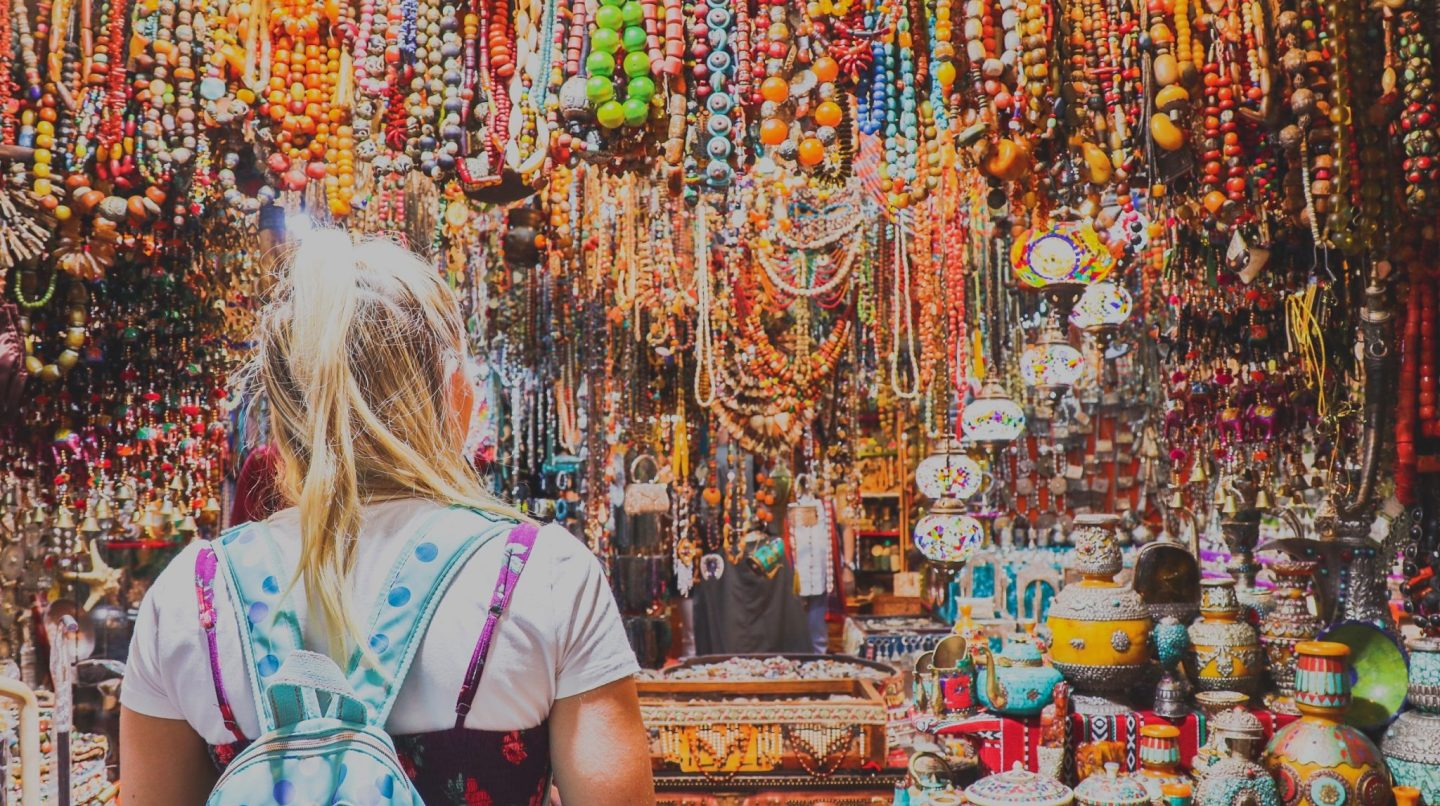 Oman Road Trip from Dubai + Places to Stop - Mutrah Souq