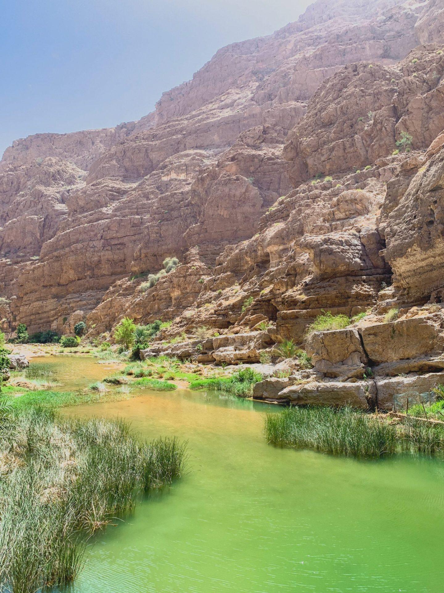 Visit Wadi Shab