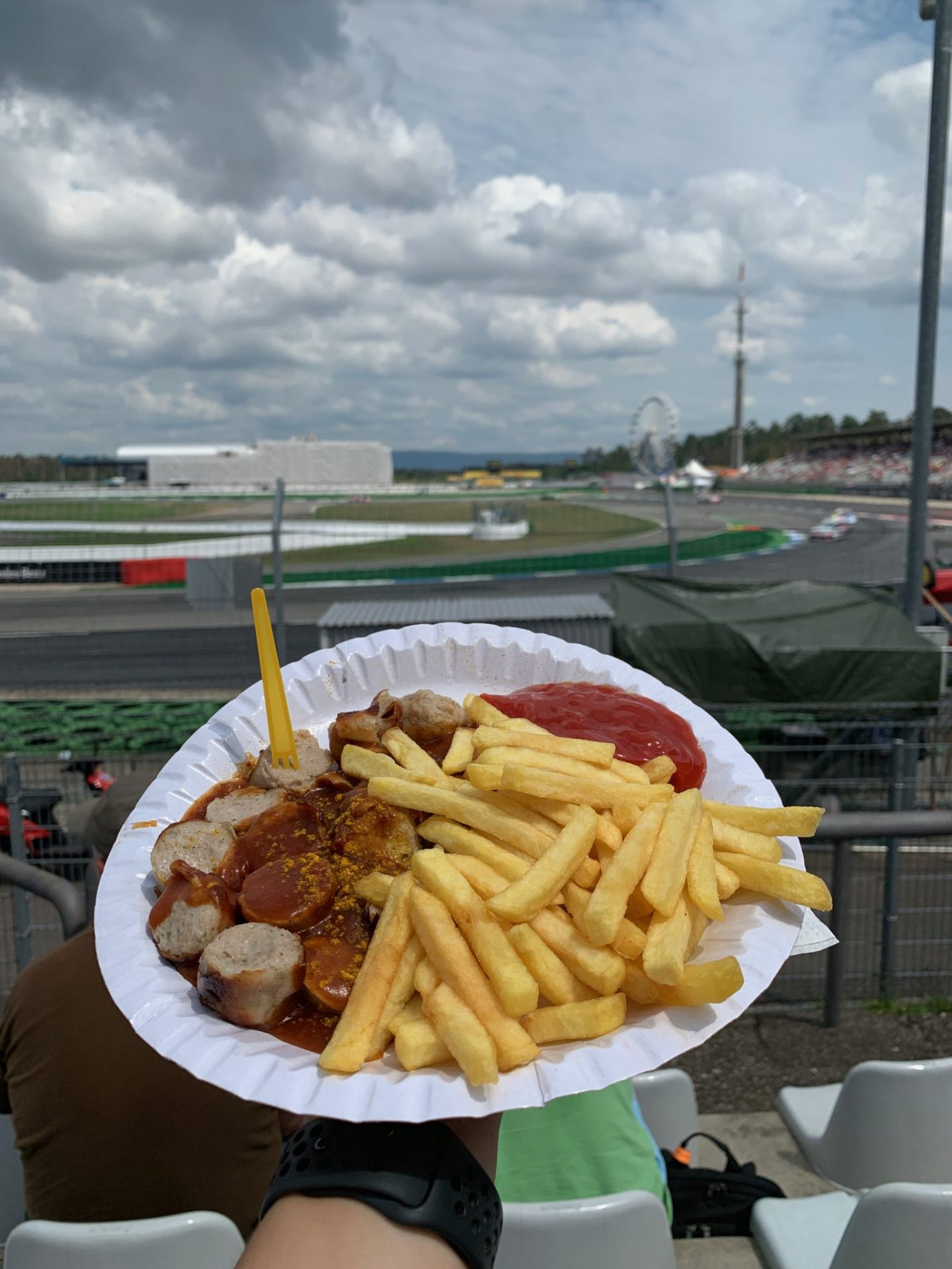 German F1 Food