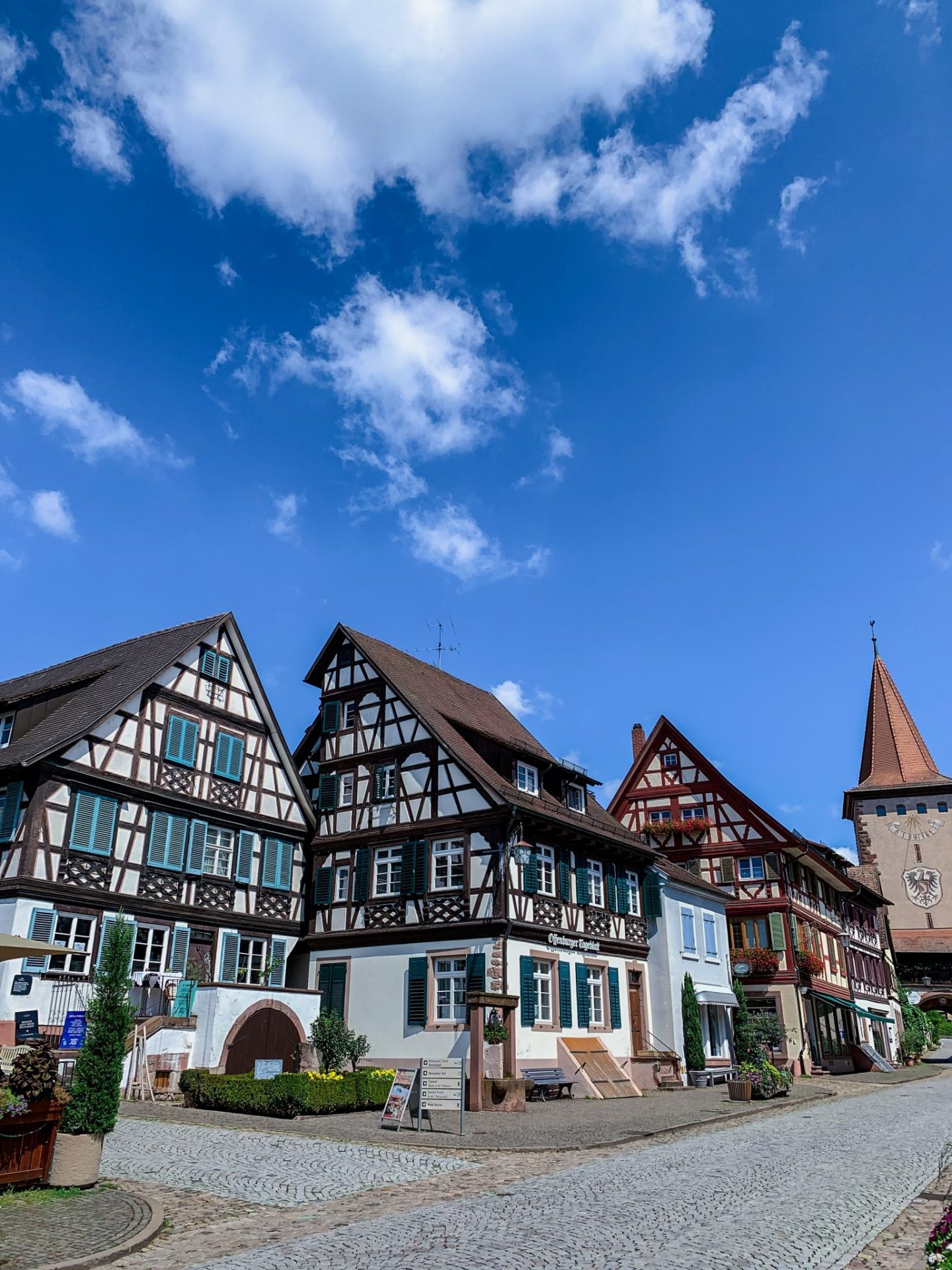 Gengenbach Black Forest Germany