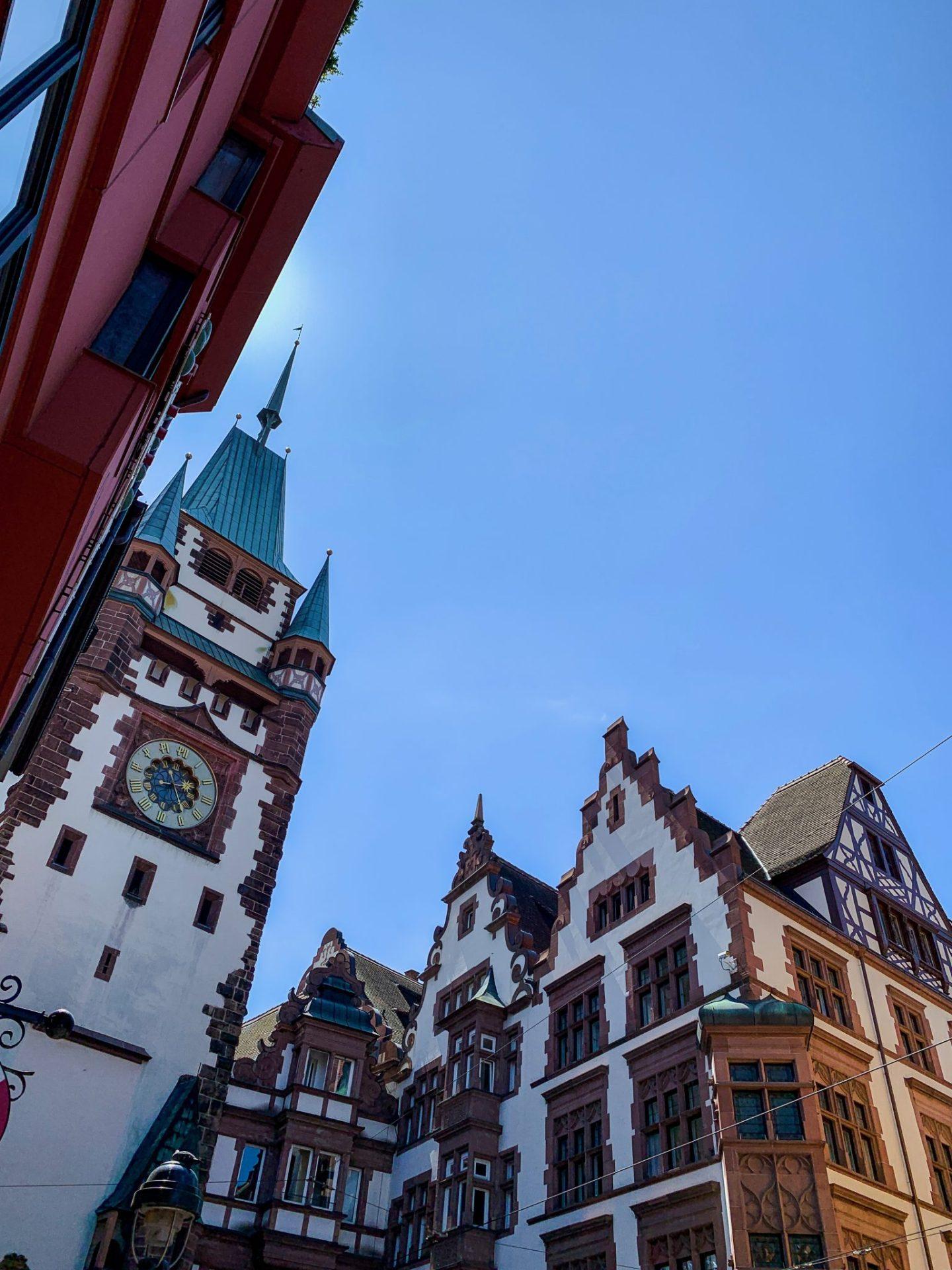 Freiberg Black Forest Germany