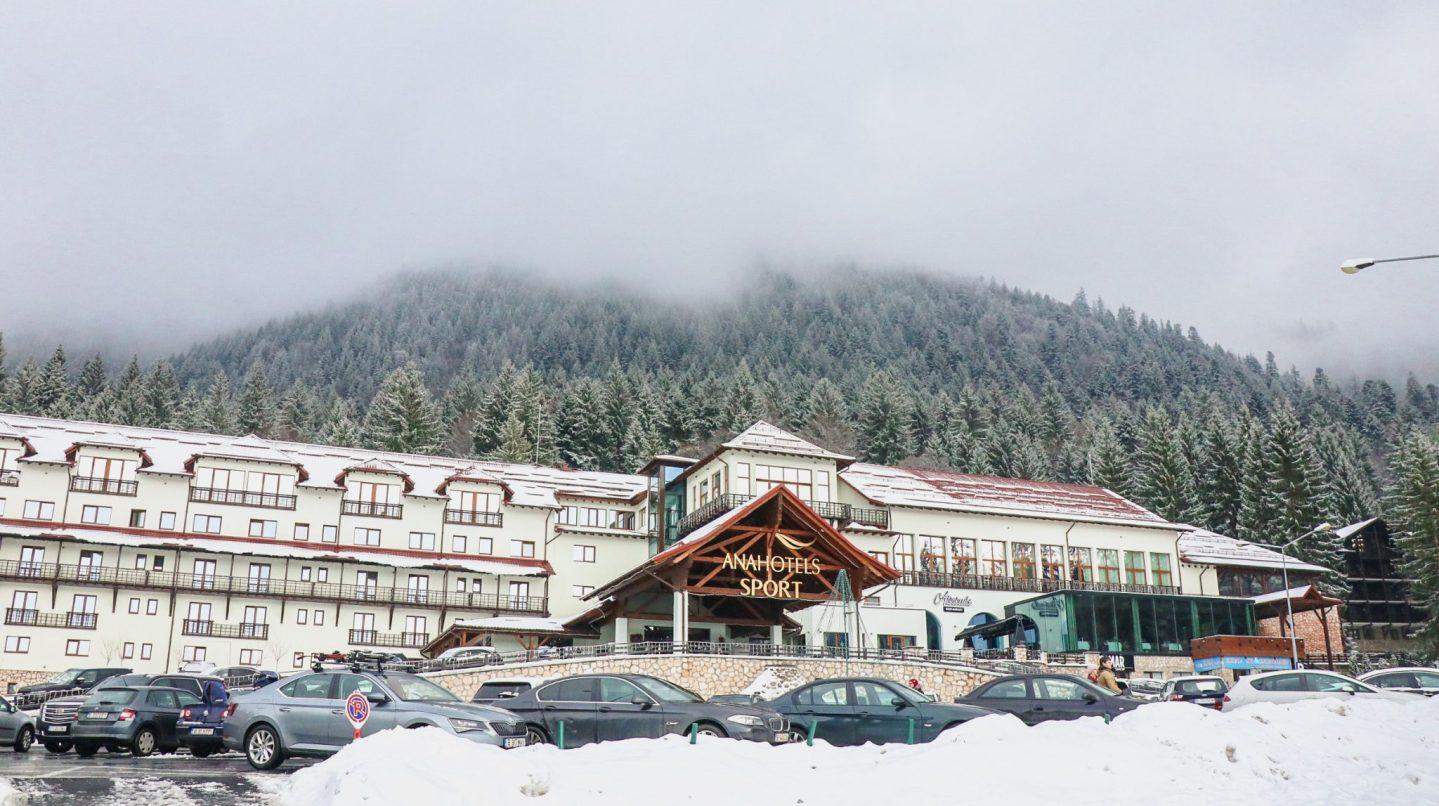 Ana Sport Hotel - Snowboarding in Poiana Brasov