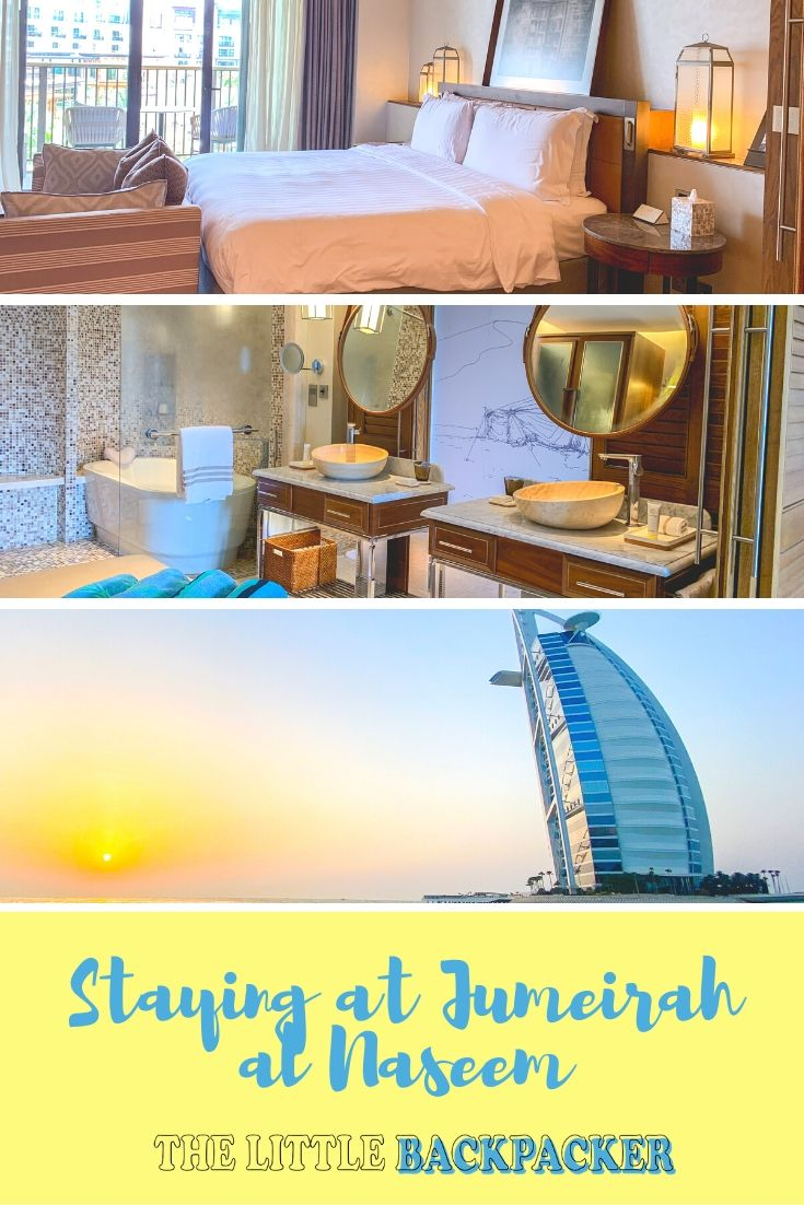 Dubai Staycation: Jumeirah al Naseem