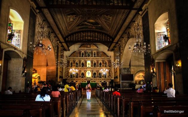 Basilica de Sto Nino 8