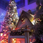 Feel like visiting a European village during the holidays. | Christmas Town at SM Southmall