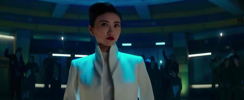 Jing Tian joins the cast of Pacific Rim Uprising as Shao Liwen, CEO of Shao Industries.