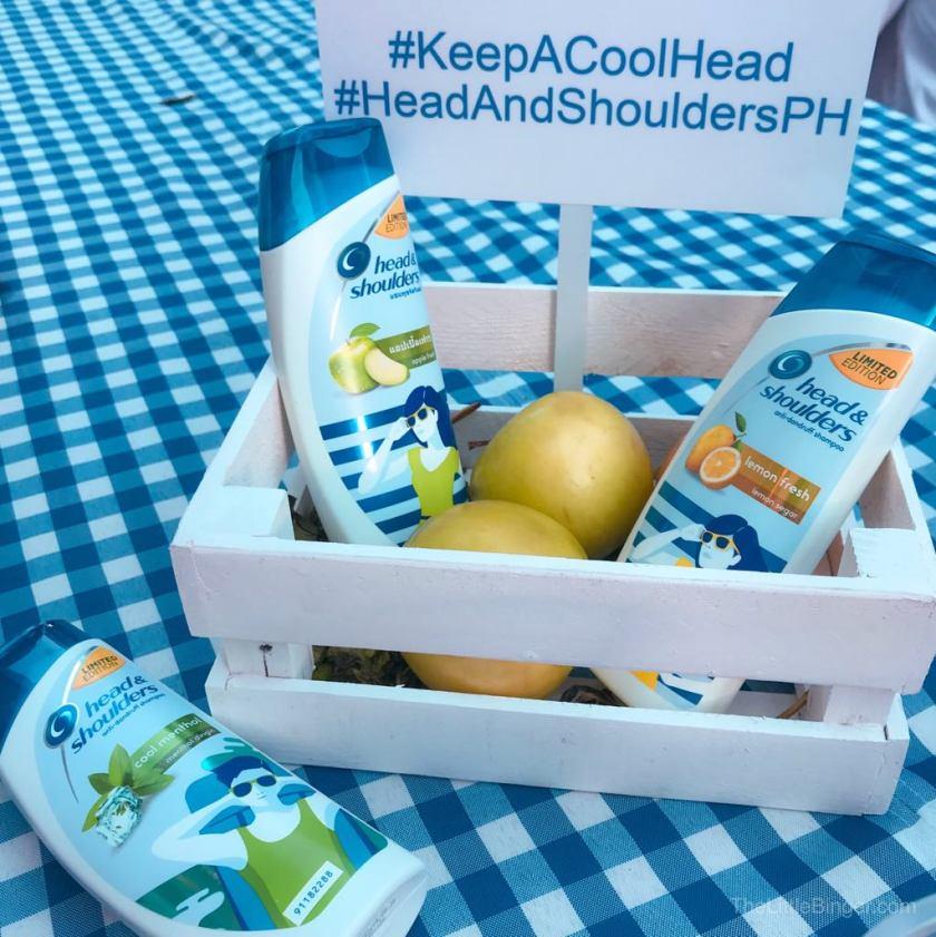 #KeepACoolHead Head&Shoulders
