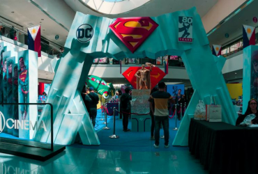 #Superman80thPH at SM Mall of Asia